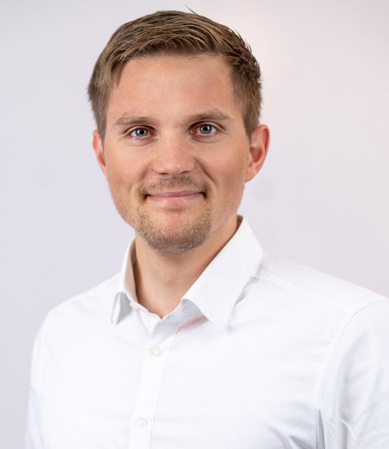 Dr. med. univ. Markus J. Müller